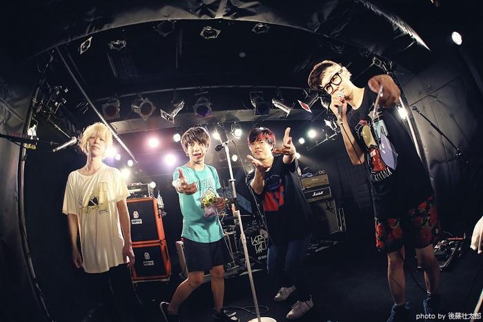 KEYTALK、新曲「セツナユメミシ」のラジオ初オンエアが7/7に決定。横アリ公演タイトルも発表