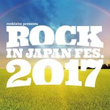 """ROCK IN JAPAN FESTIVAL 2017""、第4弾出演アーティストにキュウソ、イトヲカシ、cinema staff、女王蜂、ポルカら77組決定"
