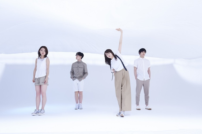 平均年齢20歳の愛知発4ピース・バンド 緑黄色社会、8/2に2ndミニ・アルバム『ADORE』タワレコ限定リリース決定