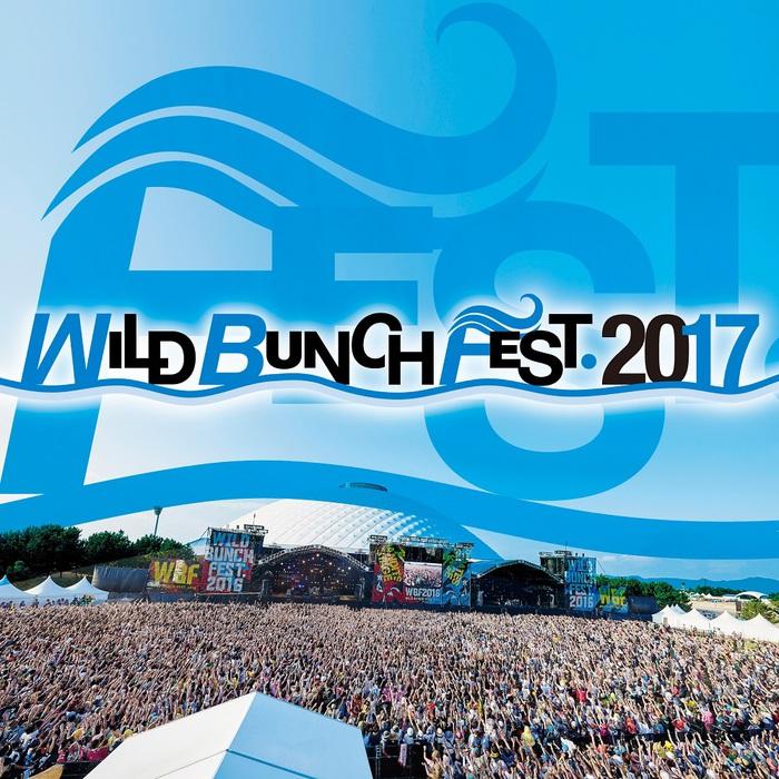 """山口の野外フェス""""WILD BUNCH FEST. 2017""""、第3弾出演アーティストにTHE BAWDIES、The Birthday、Bentham、スペアザら決定"""