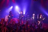 THE YELLOW MONKEYの菊地英昭(Gt)率いるbrainchild's、今年開催のレコ発ツアー・ファイナル公演を収めたライヴDVDを9/13にリリース決定