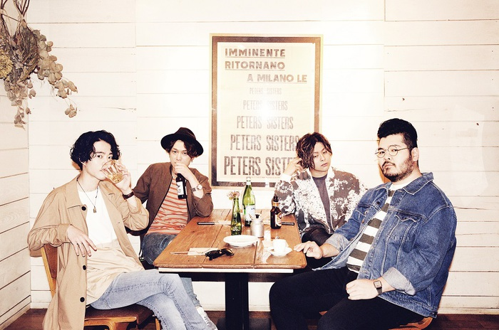 FIVE NEW OLD、YOSHIAKI(Ba)の脱退を発表
