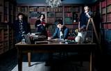 ラックライフ、8/23にリリースするニュー・シングル『リフレイン』の新ヴィジュアル&スポット映像公開