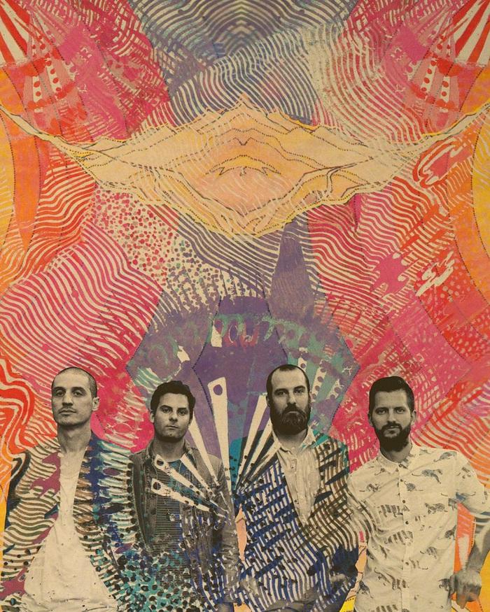 MUTEMATH、9月にリリースするニュー・アルバム『Play Dead』より「Stroll On」の音源公開
