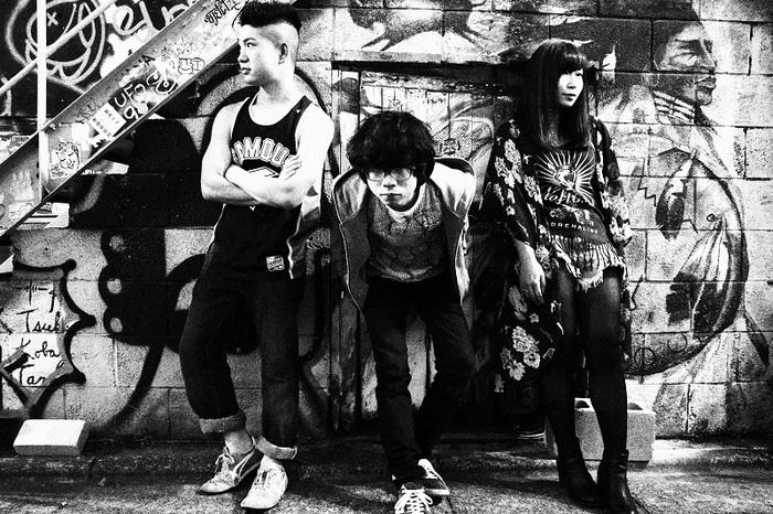 """元WHITE ASHのび太&彩による新バンド""""THE LITTLE BLACK""""結成"""