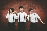 1989年生まれ3ピース・エレクトロ・バンド THREE1989、8/23に全国流通盤1stアルバム『Time Line』リリース決定