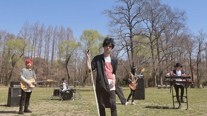 名古屋発シンセ・ポップ・ロック・バンド The 3 minutes、7/19リリースのトリプルA面シングルより「妄想ヤンデレーション」のMVフル公開