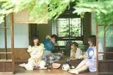 赤い公園、8/23リリースのニュー・アルバム『熱唱サマー』詳細発表。新ヴィジュアル公開