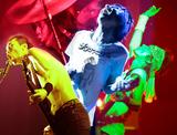 ザ・クロマニヨンズ、10/11にニュー・アルバム『ラッキー&ヘブン』リリース決定。全58公演を回る全国ツアー開催も