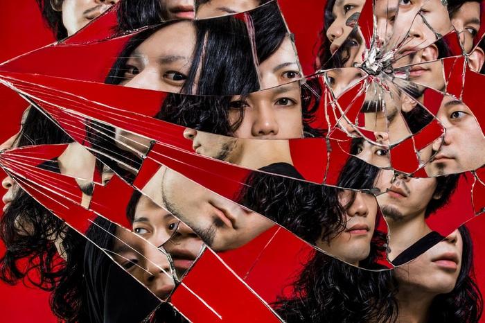 鳴ル銅鑼、2ndフル・アルバム『汎神論』リリース対バン・ツアー全日程発表。THE BOY MEETS GIRLS、CIVILIANらの出演も決定