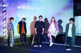 Awesome City Club、7インチ・シングル表題曲「ASAYAKE」のMV&360度VRライヴ映像公開。過去最大規模のワンマン・ツアーも