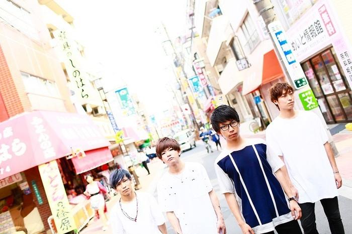 京都発の歌ものポップ・ロック・バンド MOLE HiLL、泣ける新曲「モノゴコロ」のMVフル公開
