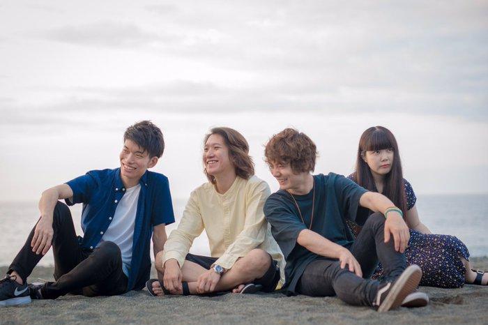 """横浜発4ピース・バンド""""アマリリス""""、新曲「マーブリング」のMV公開"""