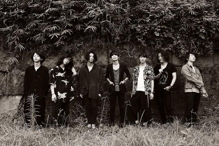 ircle、SIX LOUNGEとのスプリットCD『地獄盤』より「瞬」のMV公開