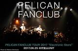 PELICAN FANCLUBのライヴ・レポート公開。初フル・アルバム携えた全国ツアー東京ワンマン公演、妄想世界を体現したステージで進化するバンドの姿を見せつけた一夜をレポート