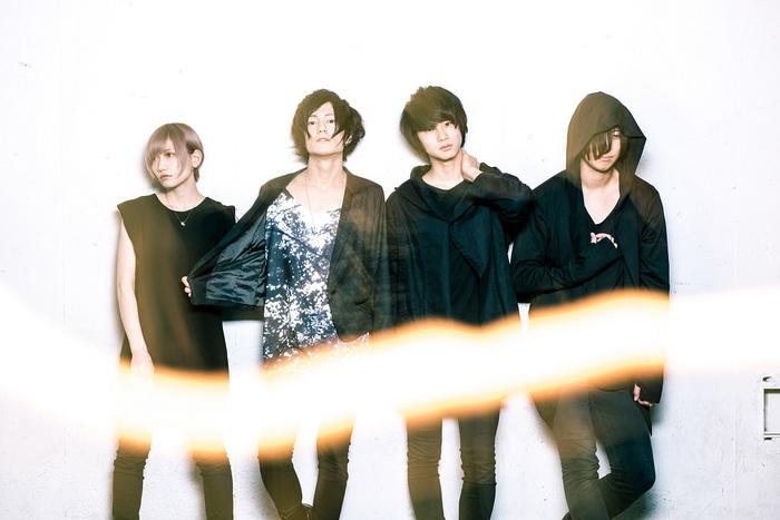 名古屋発の変幻自在ロック・バンド THREEOUT、11/15にニューEPリリース決定