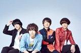 青春ロック・バンド BOYS END SWING GIRL、11/8に3rdミニ・アルバム『CLOCK』リリース決定。レコ発ツアーの開催も