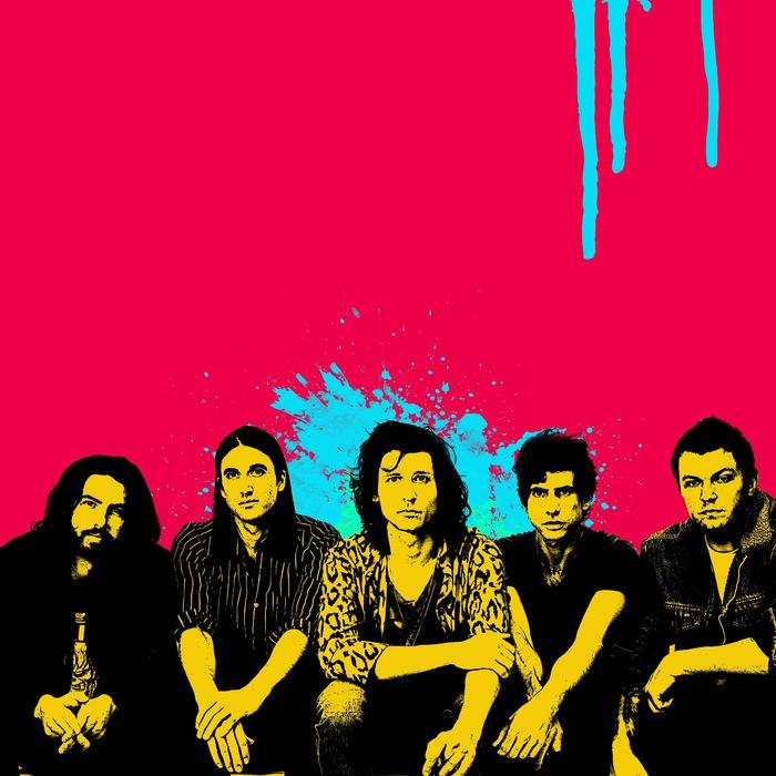 THE STROKESのギタリストNick Valensi率いるバンド CRX、デビュー・アルバム『New Skin』より「On Edge」のMV公開