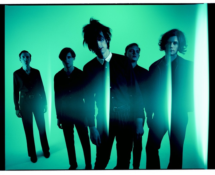 THE HORRORS、9/22にリリースするニュー・アルバム『V』より「Weighed Down」の音源公開