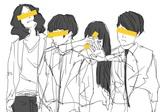 パスピエ、10/18にリリースするニュー・ミニ・アルバム『OTONARIさん』より「音の鳴る方へ」のMV(Short ver.)公開