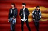 結成10周年を迎える埼玉発の3人組 リアクション ザ ブッタ、12/6リリースのミニ・アルバム『After drama』全曲MV制作プロジェクトがスタート