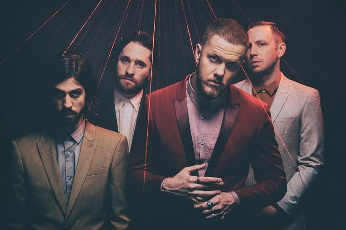 アメリカ ラスベガス発の4人組ロック・バンド IMAGINE DRAGONS、来年1月に初の単独来日公演決定