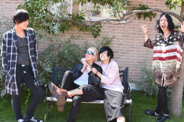 ポジティヴ系アグレッシヴ・ロック・バンド Another Life、10/25にタワレコ限定でリリースする1stミニ・アルバム『S.T.E.P.』より「感エモ」MV公開