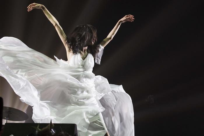 Cocco、20周年記念武道館ライヴの模様を収めた映像作品&ライヴ・アルバムを12/6にリリース決定