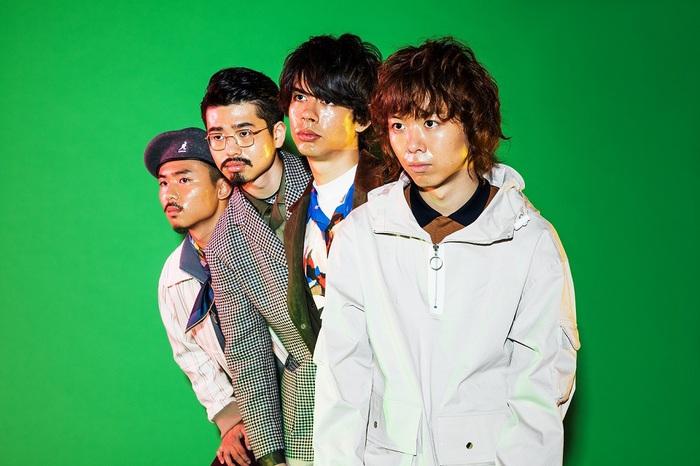 """OKAMOTO'S、書き下ろしの新曲「Turn Up」がNHK""""アニ×パラ あなたのヒーローは誰ですか""""のブラインド・サッカー編テーマ曲に決定"""