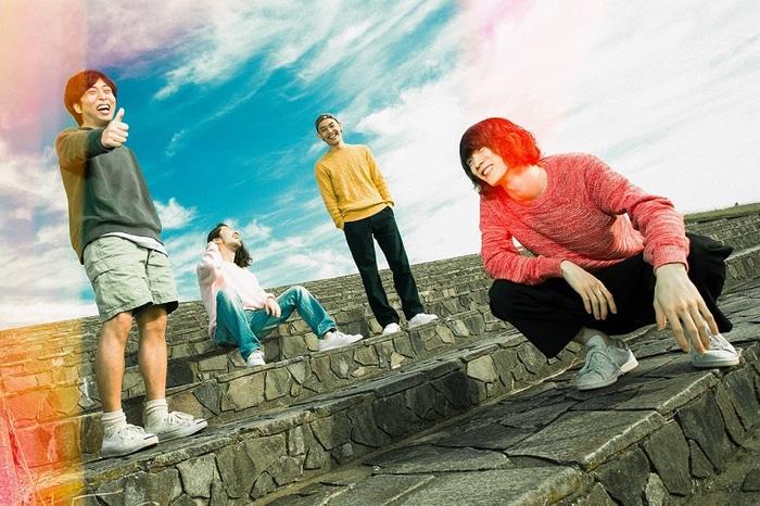 プププランド、3rdフル・アルバム『CRY!CRY!CRY!』レコ発ツアー・ゲストに、モーモールルギャバンとアンテナが決定