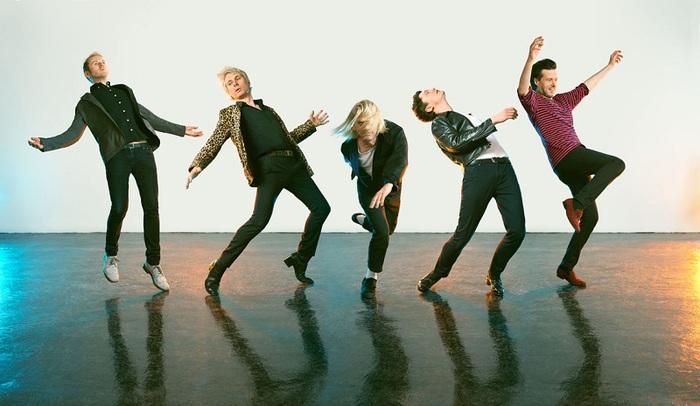 来年1月に来日を控えたFRANZ FERDINAND、2月リリースのニュー・アルバム『Always Ascending』の制作模様を収めた映像公開