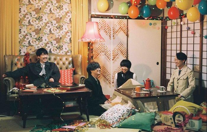 indigo la End、川谷絵音の誕生日である12/3に配信限定シングル『冬夜のマジック』リリース決定。新ヴィジュアルも公開
