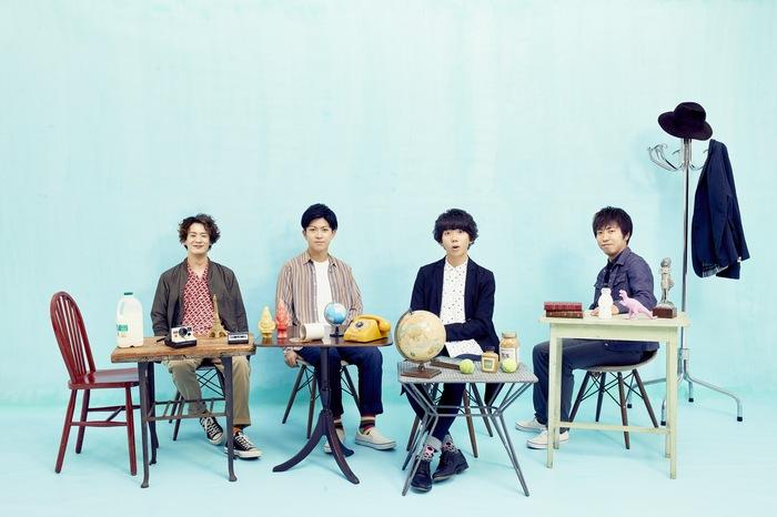 """sumika、書き下ろしの新曲「いいのに」がJ-WAVE""""WOW!TOKYO""""12月キャンペーン・ソングに決定"""