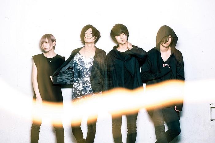 名古屋発の変幻自在ロック・バンド THREEOUT、明日11/15リリースのニューEP『F.P.T.F』より「共鳴アイソレーション」のMV公開