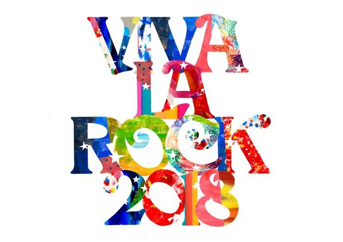 """VIVA LA ROCK 2018""第1弾アーティストにMONOEYES、インディゴ、ポルカ、マイヘア、夜ダンら18組決定。""KICK OFF VIVA!!!""恵比寿LIQUIDROOM編も"