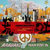 """ARABAKI ROCK FEST.18""、第2弾出演アーティストに、ゲスの極み乙女。、KEYTALK、9mm、浅井健一、the HIATUSら28組決定"
