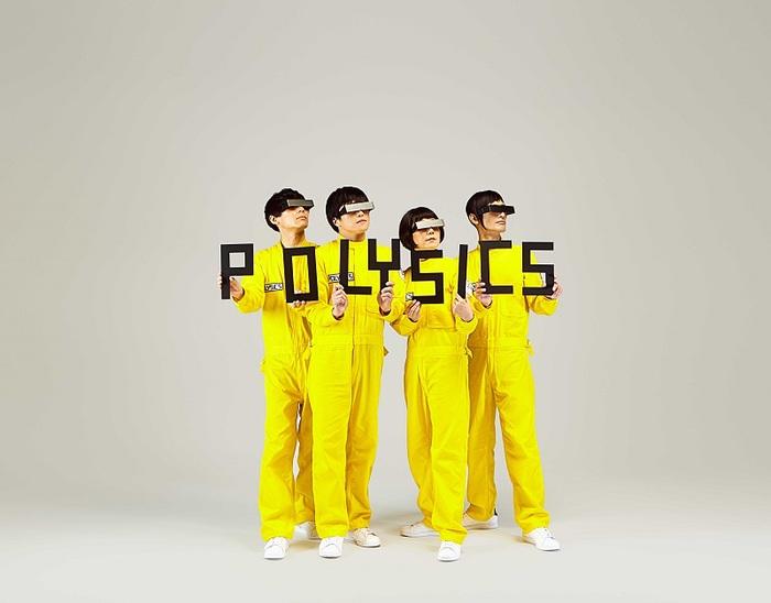 POLYSICS、来年1月より開催する全国ツアーのセットリスト・テーマ公開