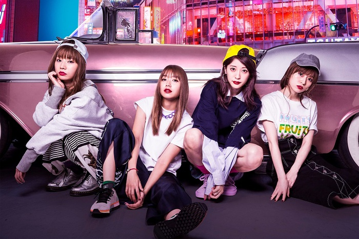 "SILENT SIREN、明日12/27にリリースするニュー・アルバム『GIRLS POWER』より""MixChannel""とコラボした「フユメグ」のMV公開"