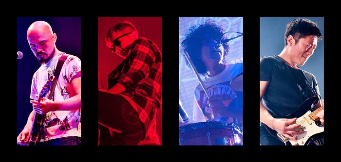 8otto、6年ぶりのニュー・アルバム『Dawn On』より「Mr. David」のMV公開。リリース・ツアー大阪公演も2/22に決定