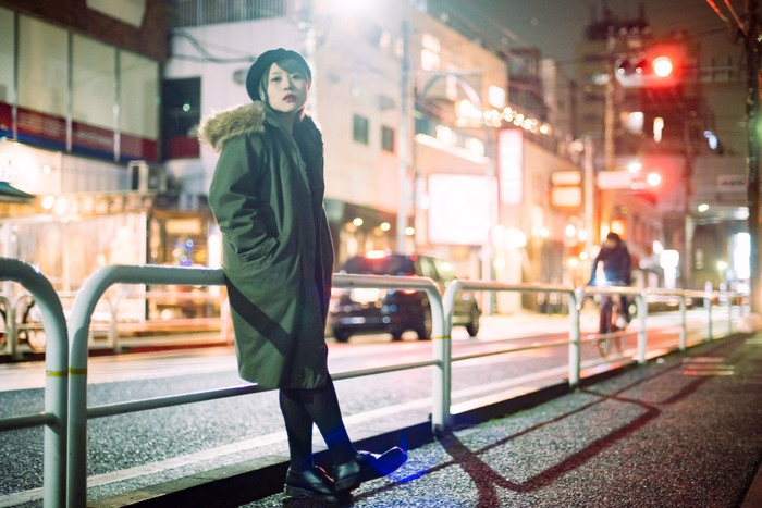 塩入冬湖(FINLANDS)、ソロ作品集『落ちないep』より表題曲MV公開