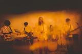 ギリシャラブ、本日1/17にニューEP『(冬の)路上』リリース。リリースを記念して5曲入りスタジオ・ライヴ映像を初公開