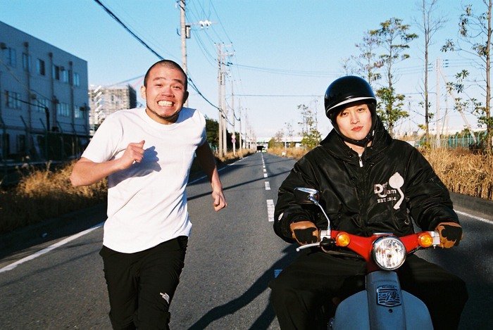 MOROHA、再録ベスト・アルバム『MOROHA BEST~十年再録~』リリース&ZEPP TOKYO単独ライヴ開催決定