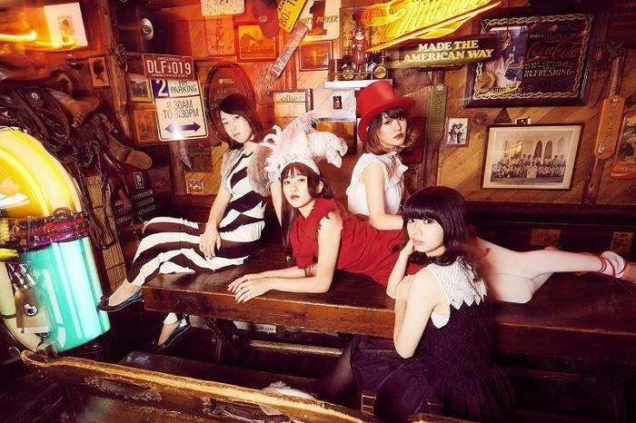 高知発4人組バンド sympathy、2/21女子大生ラストを飾る自主企画ライヴのゲストに大森靖子決定