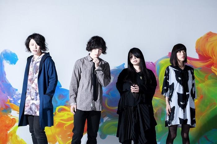 名古屋の男女ツインVoロック・バンド EARNIE FROGs、4/11リリースのアルバムより「シネマティック」、「Carve Out」2ヶ月連続先行配信リリース。ツアー詳細も