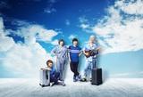 """KEYTALK、""""ANA旅""""キャンペーン・ソング第2弾に3/7リリースのニュー・アルバム『Rainbow』より「Rainbow road」決定。メイキング・ムービー公開も"""