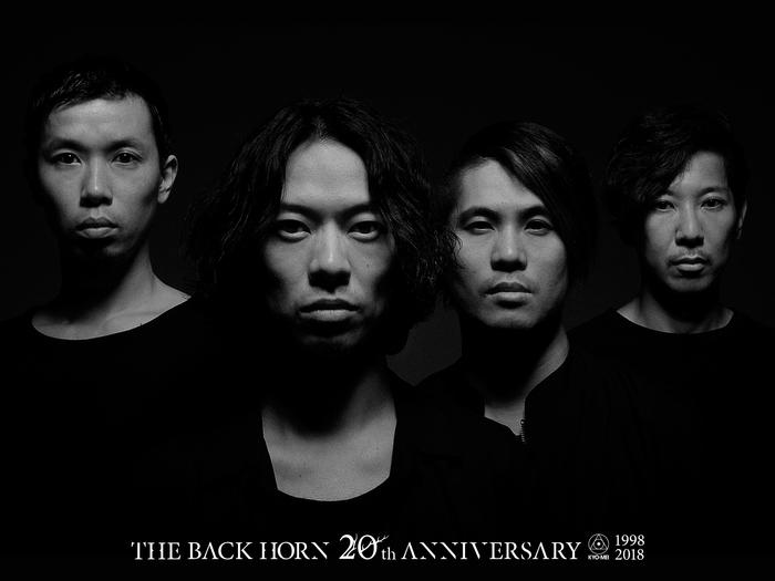 """THE BACK HORN、20周年記念ツアー""""「KYO-MEI対バンツアー」〜情景泥棒〜""""の第2弾対バン・アーティストにアルカラ、クリープハイプが決定"""