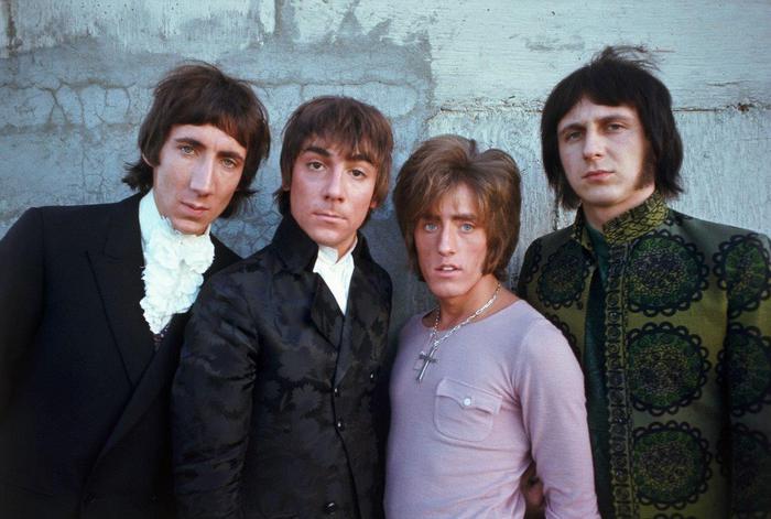 THE WHO、50年前の未発表ライヴ作品&Pete Townshend(Gt/Vo)ソロ・アルバム45周年記念デラックス・エディションが4月リリース決定