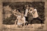 愛知県豊橋発エモ・ロック・バンド ISAAC、5月に1stフル・アルバムをリリース決定