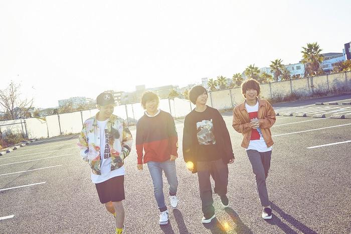 KEYTALK、3/7リリースのニュー・アルバム『Rainbow』より「暁のザナドゥ」MV公開