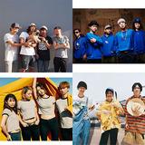 """5/20に下北沢の居酒屋""""まぼねん""""オープン1周年記念ライヴ開催決定。ゆかりのあるTempalay、Sawagi、韻シスト、tricotの4組が集結"""